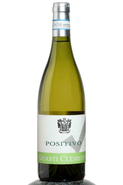bottle of Guasti Clemente Positivo wine